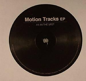 DJ YOSHIMITSU - Motion Tracks EP