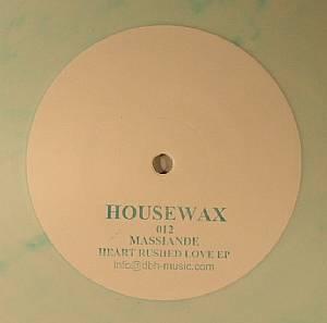 MASSIANDE - Heart Rushed Love EP