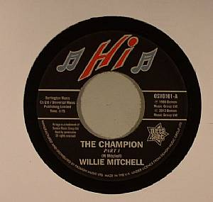 MITCHELL, Willie/BILL BLACK'S COMBO - The Champion