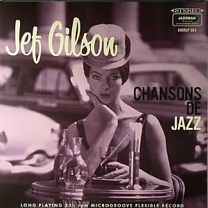 GILSON, Jef - Chansons De Jazz