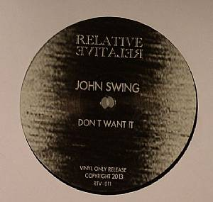 SWING, John/EMG - Don't Want It