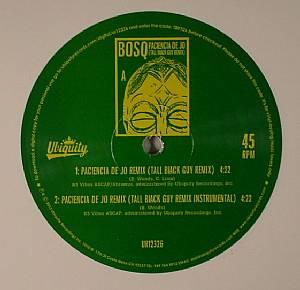 BOSQ - Paciencia De Jo (Tall Black Guy remix)