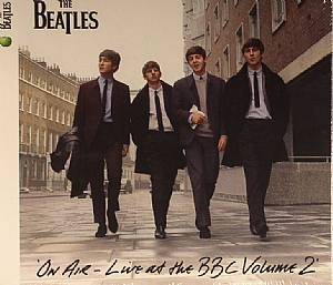 BEATLES, The - On Air: Live At The BBC Vol 2