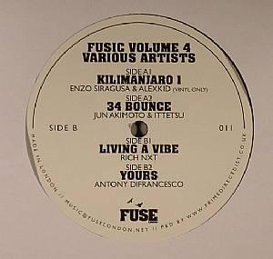 SIRAGUSA, Enzo/ALEXKID/JUN AKIMOTO/ITTETSU/RICH NXT/ANTONY DIFRANCESCO - Fusic Volume 4