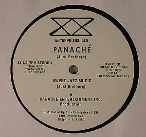 PANACHE (JUST BROTHERS) - Sweet Music