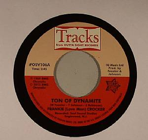 CROCKER, Frank/WILLIE & THE MIGHTY MAGNIFICENTS - Ton Of Dynamite