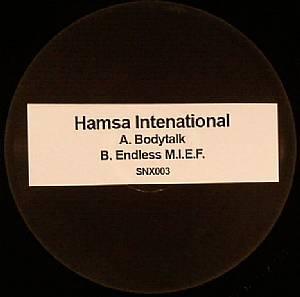 HAMSA INTERNATIONAL - Endless MIEF