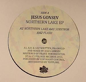GONSEV, Jesus - Northern Lake EP