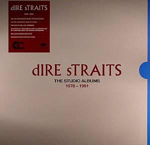 DIRE STRAITS - The Studio Albums 1978-1991