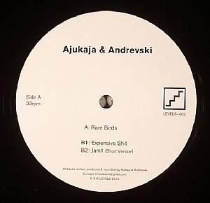 AJUKAJA/ANDREVSKI - Rare Birds