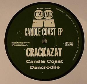 CRACKAZAT - Candle Coast EP