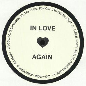 RED RACK'EM - In Love Again