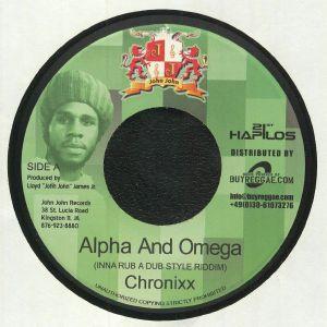 CHRONIXX/MICHAEL ROSE - Alpha & Omega (Inna Rub A Dub Style riddim)
