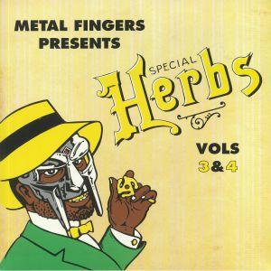 MF DOOM - Special Herbs Vol 3 & 4