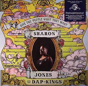 JONES, Sharon & THE DAP KINGS - Give The People What They Want