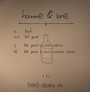 HANNE & LORE - Blah!