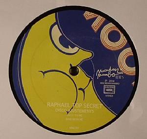 RAPHAEL TOP SECRET - Disco Ajustements