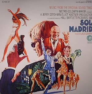 SCHIFRIN, Lalo - Sol Madrid (Soundtrack) (stereo)