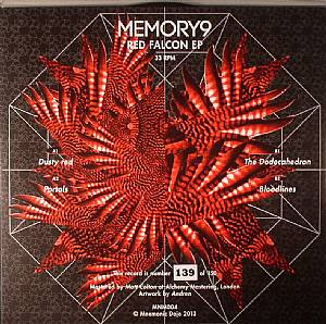 MEMORY9 - Red Falcon EP