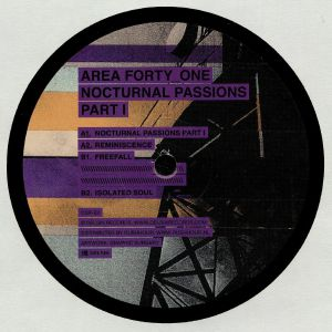 AREA FORTY ONE - Nocturnal Passions Part I