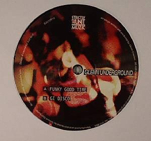 UNDERGROUND, Glenn - Funky Good Time