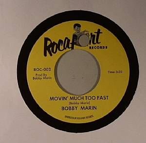 MARIN, Bobby - Movin' Too Fast