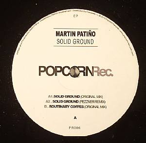 PATINO, Martin - Solid Ground