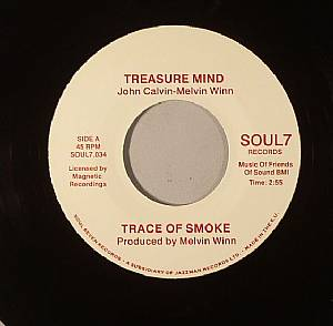 TRACE OF SMOKE - Treasure Mind