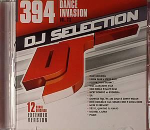 VARIOUS - DJ Selection 394: Dance Invasion Vol 112