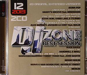 VARIOUS - DJ Zone Best Session 12/2013