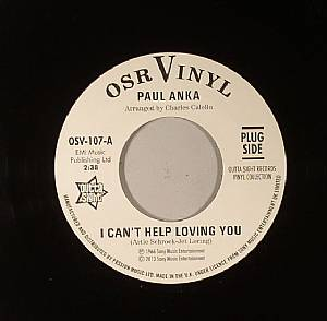 ANKA, Paul - I Can't Help Loving You