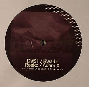 DVS1/KWARTZ/REEKO/ADAM X - Unknown Landscapes Selected I
