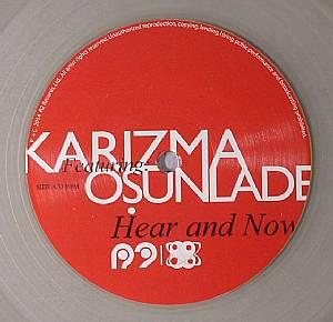 KARIZMA - Hear & Now