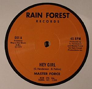 MASTER FORCE - Hey Girl