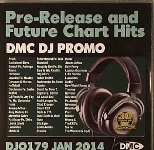 VARIOUS - DJ Promo DJO 179: Jan 2014 (Pre Release & Future Chart Hits) (Strictly DJ Use Only)