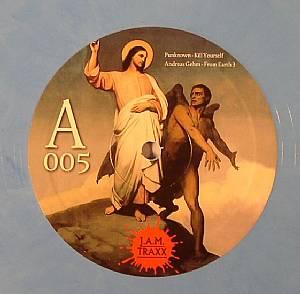 PUNKNOWN/ANDREAS GEHM/YUS YUS/MYSTIC MIRROR/CORNFLAKES 808 - JAM Traxx 005