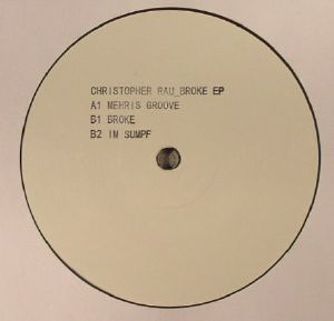 RAU, Christopher - Broke EP