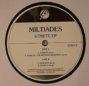 MILTIADES - Stmete EP