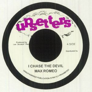 ROMEO, Max - I Chase The Devil