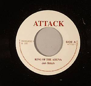 JAH STITCH - King Of The Arena
