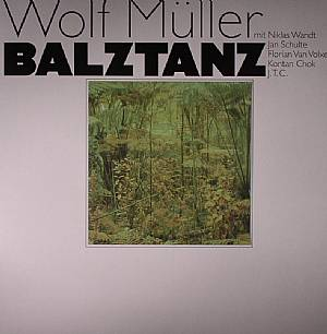 MULLER, Wolf - Balztanz EP