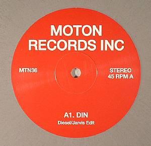 MOTON RECORDS INC - Din Catsup & Homo