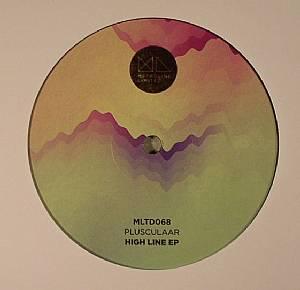 PLUSCULAAR - High Line EP