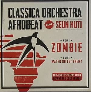CLASSICA ORCHESTRA AFROBEAT - Zombie