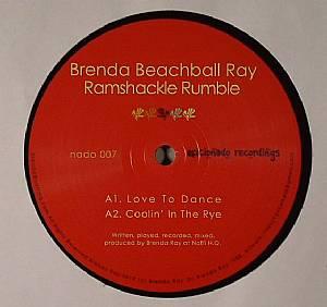 RAY, Brenda Beachball - Ramshackle Rumble EP