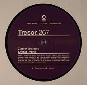 ZENKER BROTHERS - Stratus Phunk