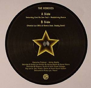 BEEDLE, Ashley - Yardism EP 2: The Remixes