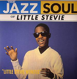 WONDER, Stevie - The Jazz Soul Of Little Stevie