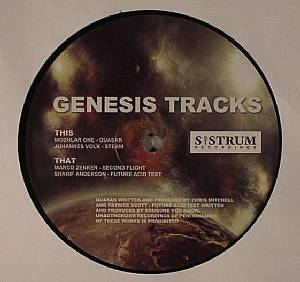 MODULAR ONE/JOHANNES VOLK/MARCO ZENKER/SHARIF ANDERSON - Genesis Tracks