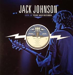 JOHNSON, Jack - Live At Third Man Records